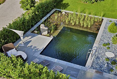 terrasse bauen stein kosten terrasse stein modern die terrasse am schwimmteich direkt