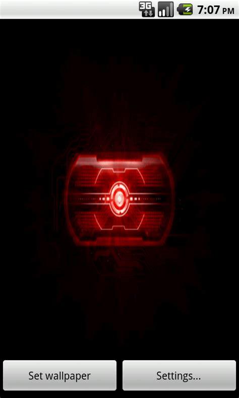 eye live free moto droid laser eye live wallpaper apk for