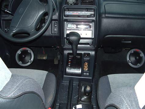 automotive air conditioning repair 1996 geo tracker instrument cluster suzuki sidekick repair forum what year were tracker airbags installed