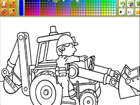 desenhos de máquinas pesadas para colorir!