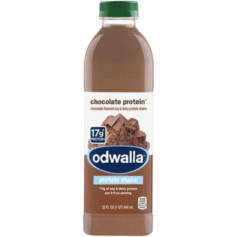 Odwalla Chocolate Protein Shake, 32 fl oz: Dairy, Eggs & Cheese : Walmart.com