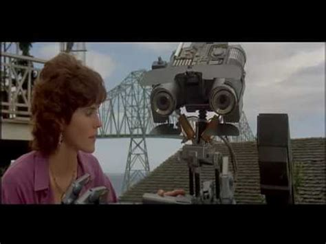 film robot stephanie short circuit no disassemble youtube