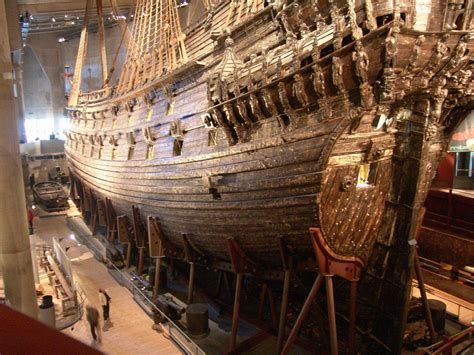 vasa ship vasa museum stockholm sweden world for travel