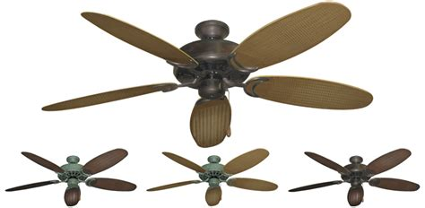 white wicker outdoor ceiling fan 52 inch dixie outdoor tropical ceiling fan leaf
