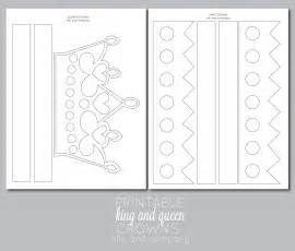 Templates Of Crowns For Kids » Home Design 2017