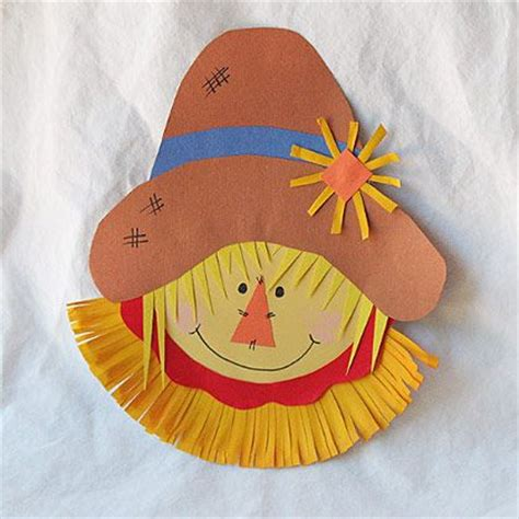paper plate scarecrow craft paper plate scarecrow crafts spoonful class