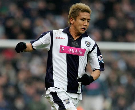 arsenal japanese player 9 junichi inamoto a bit part player at arsenal the