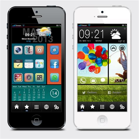 themes for jailbreak iphone 5 iphone 5 ios jailbreak winterboard theme conceptos by