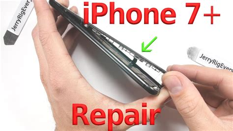 iphone 7 plus screen replacement just the screen an iphone 7 plus screen replacement done in 6 minutes