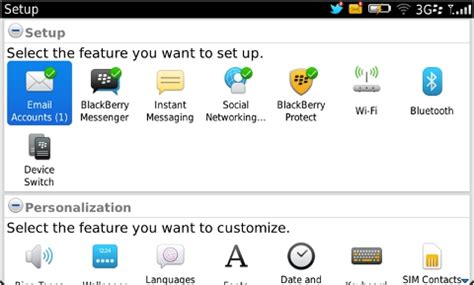 how do i set up my blackberry to check my business email how to set up email accounts in blackberry 7 inside