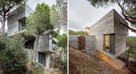 modern house plans concrete modern house 13 modern house exteriors made from concrete contemporist
