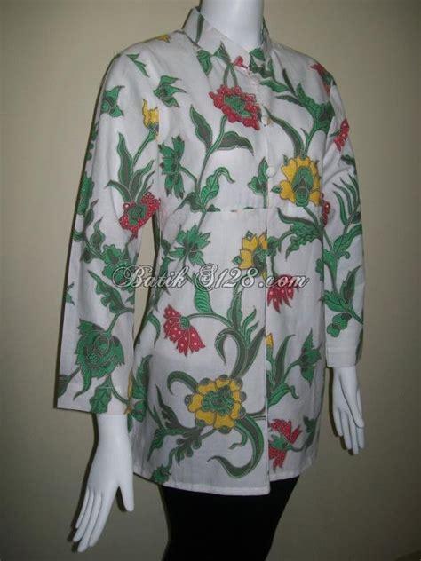 Baju Bola Untuk Wanita baju batik lengan panjang untuk wanita kantor bls040 toko batik 2018