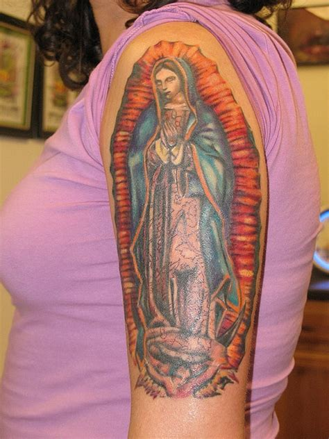 125 Best Guadalupe Tattoos Images On Pinterest Tatoos Bob Tattoos Our Guadalupe