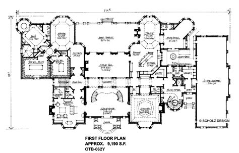mega mansion floor plans mansion floor plans log mansion