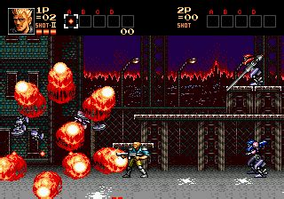 emuparadise contra play contra the hard corps online play sega genesis
