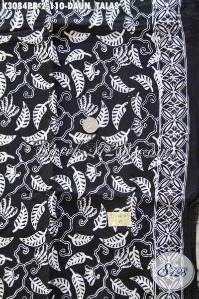Selimut Halus Salur Cap Daun kain batik bahan batik halus untuk busana kerja wanita pria nan istimewa proses cap