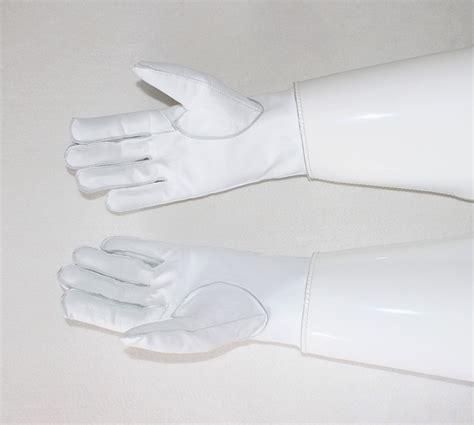 white glove pattern new royal marines pattern drum majors gauntlet gloves