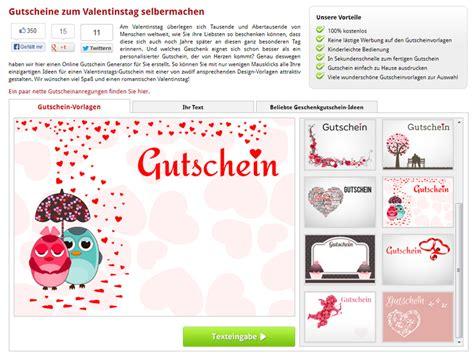 Design Gutschein Vorlagen Valentinstag Gutscheine Mit Dem Gutschein Generator Selber Machen Erlebnisgeschenke De Magazin