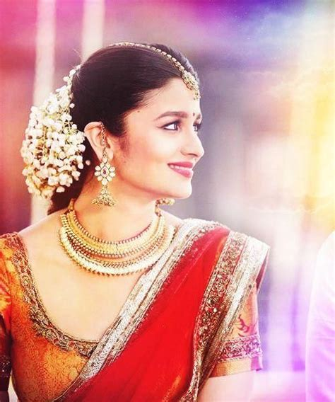 Alia Bhatt in saree   indeyan wedding   Pinterest   Indian