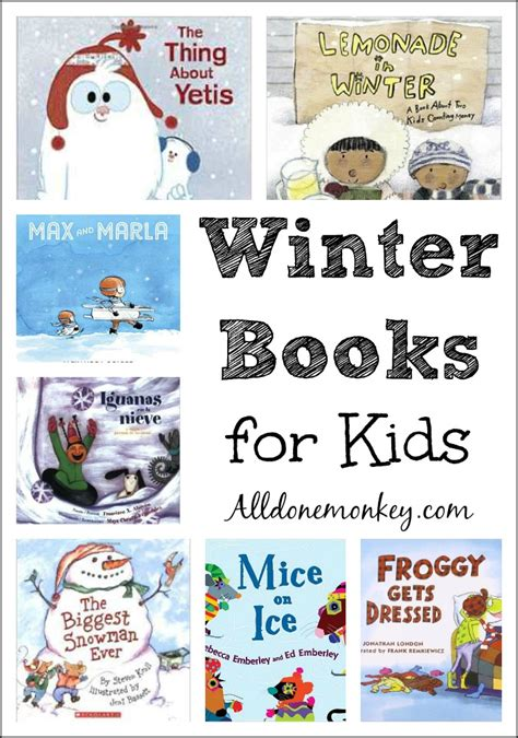 winter activity book for books winter books for all done monkey