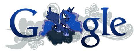 imagenes google luna princess luna google logo install guide by thepatrollpl