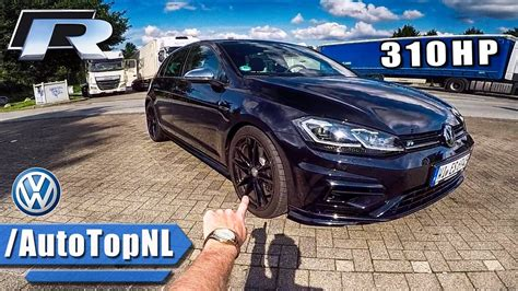 Golf R Autobahn by 2018 Vw Golf R Review Pov On Autobahn Forest Roads By
