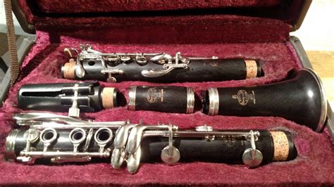buffet quot r 13 quot clarinet sold elswick band instrument repair