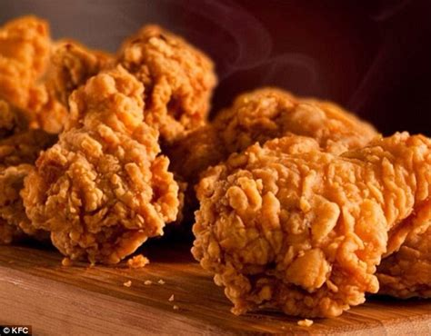 how kfc cook their original recipe chicken revealed daily mail online
