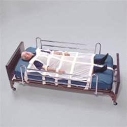 posey bed restraint net free shipping