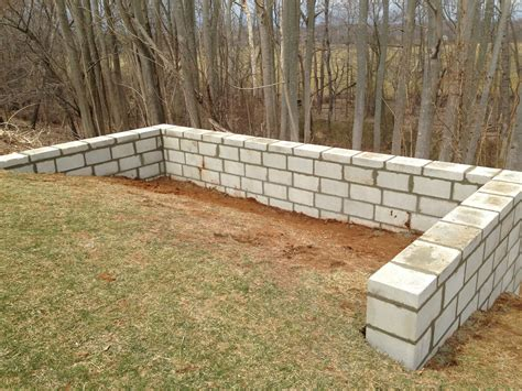 retaining wall for garden garden retaining wall