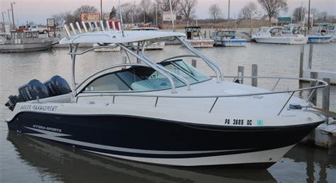 hydra sport boats prices reduced price 2006 hydra sport vector express 25 foot