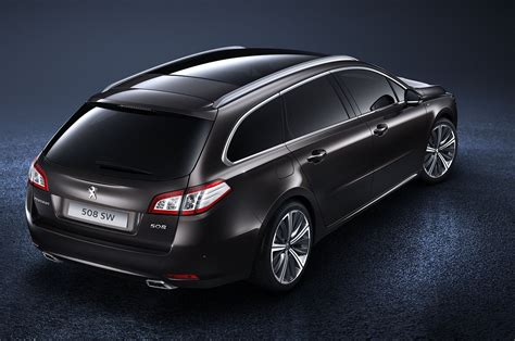 peugeot 508 sw image gallery nouvelle 508 sw