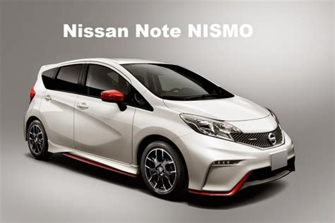 nissan versa note nismo image gallery 2016 nissan note