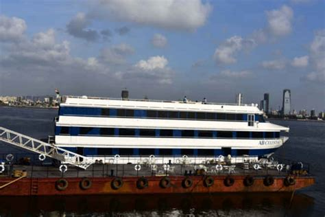 floating boat in mumbai mumbai gets its first floating hotel the financial express