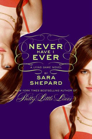 libro lying libros maravillosos sara shepard the lying game