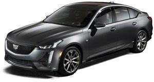 2020 Cadillac Ct5 Msrp by 2020 Cadillac Ct5 Sedan Review Trims Specs And Price