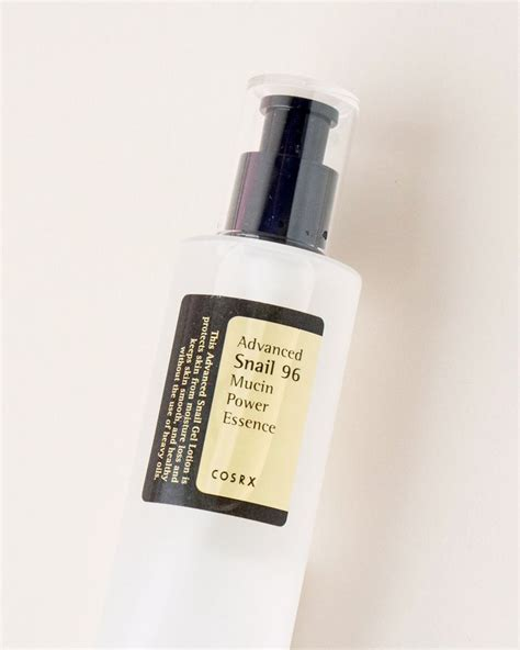 Cosrx Advanced Snail 96 Mucin Power Essence 100 Ml Original 100 Korea advanced snail mucin 96 power essence by cosrx soko glam