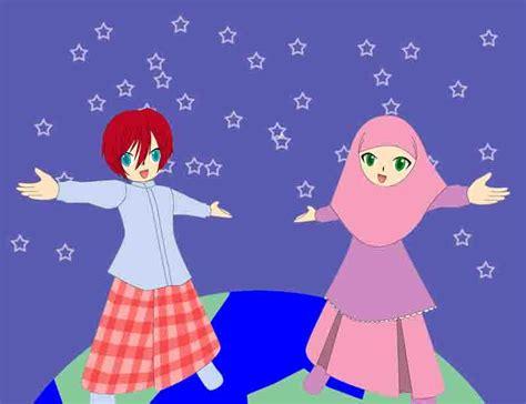 anime baru yang lucu ziyah asbag z anime muslimah yang lucu and imut
