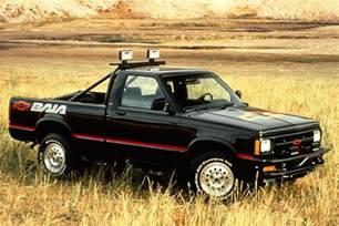 1990 93 chevrolet s 10 pickup consumer guide auto