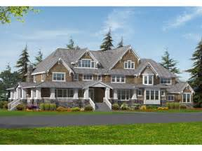 Luxury Craftsman Home Plans