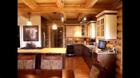 Cool Log cabin kitchen ideas   YouTube
