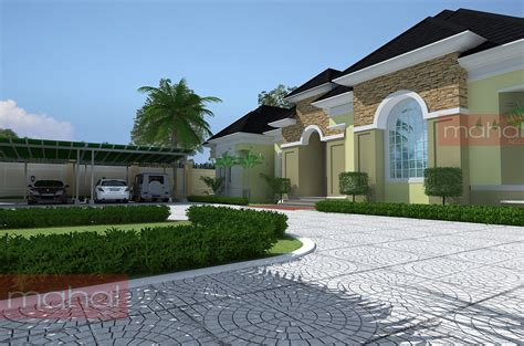 5 bedroom bungalow design 5 bedroom bungalow house plan in nigeria 5 bedroom floor