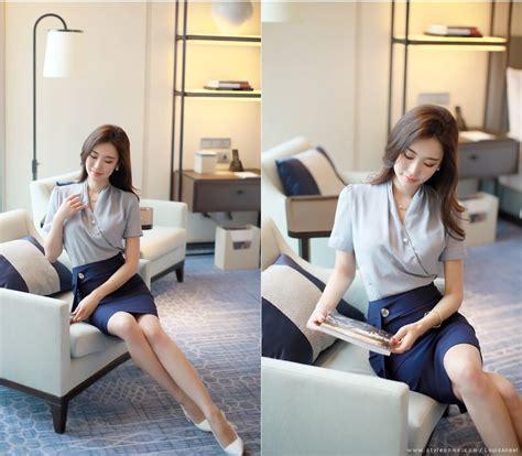 Annbaby 8 H Skirt Rok Korea decorative belt wrap style h line skirt shopping mall mall and korean