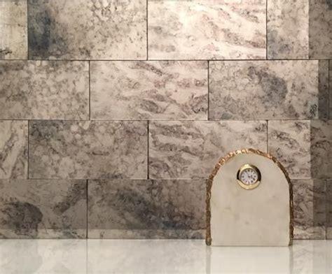 antique mirror glass backsplash tile 25 best ideas about subway tile bathrooms on