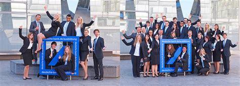 deutsche bank fellbach fotos der azubis f 252 r die deutsche bank 2011 susanne baur