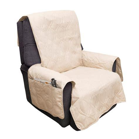 waterproof slipcover petmaker non slip tan waterproof chair slipcover m320122