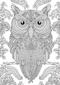 Adults And Coloring Therapy » Home Design 2017