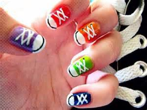 online courses nail technicians cool nail shoes design