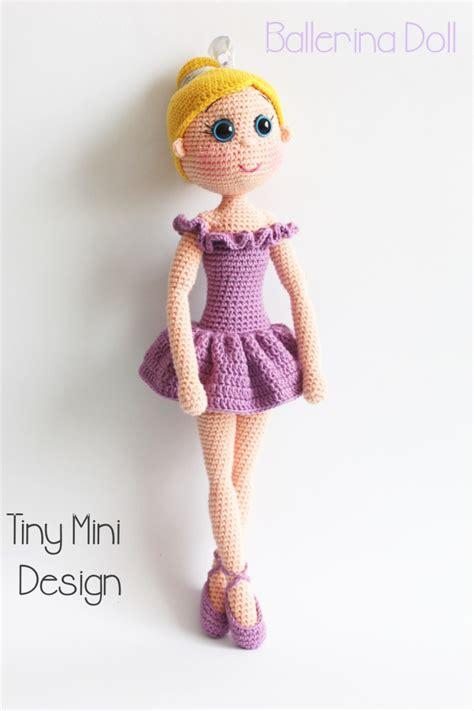 pattern crochet free doll free ballerina doll amigurumi crochet pattern crochet