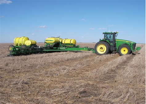 Planter Technology Inc by Constantly Evaluate Technology To Improve Farm Profits